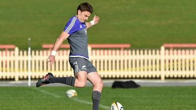 Five facts on World Rugby Player of the Year Beauden Barrett
