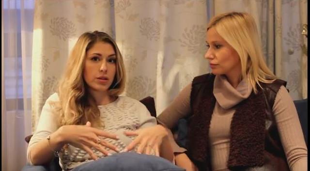 Marija i Kristina blogerke