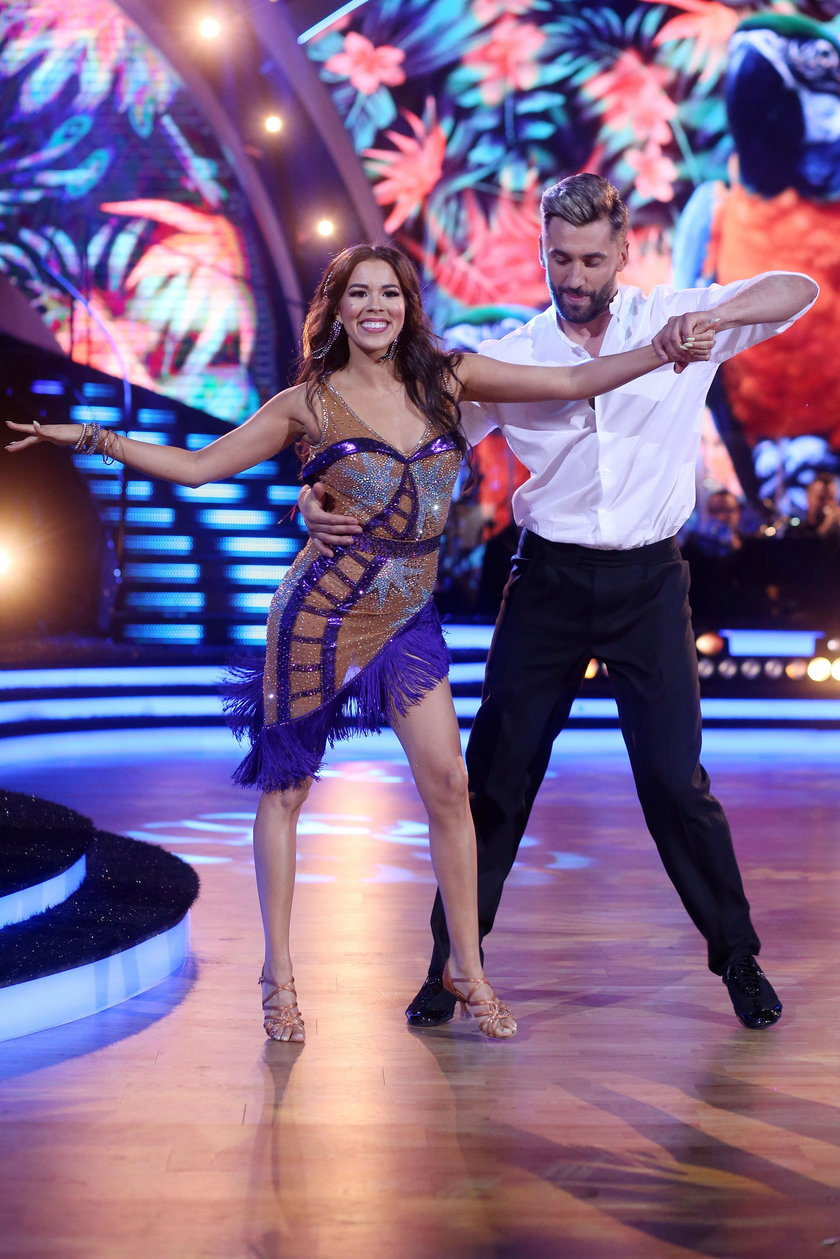 """1. odcinek 9. edycji """"Dancing with the Stars. Taniec z gwiazdami"""""""