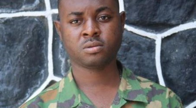 EFCC arrests soldier for internet fraud