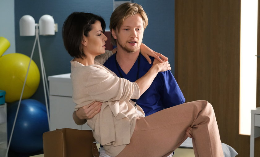"""W odcinkach powakacyjnych """"M jak miłość"""" wyjaśni się, czy Patrycja jest w ciąży z Łukaszem?"""