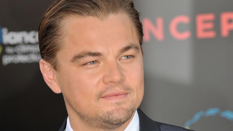 Leonardo DiCaprio seryjnym mordercą