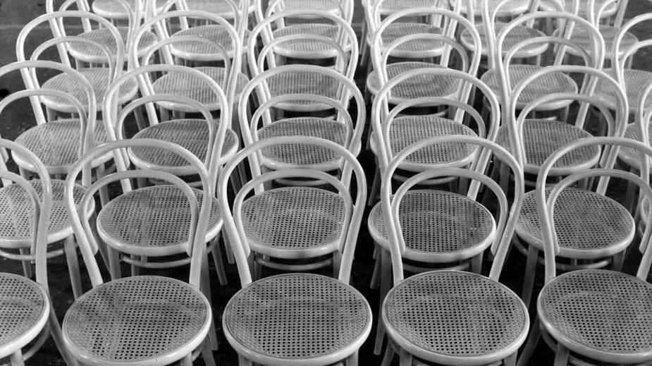 Legendarne krzesła