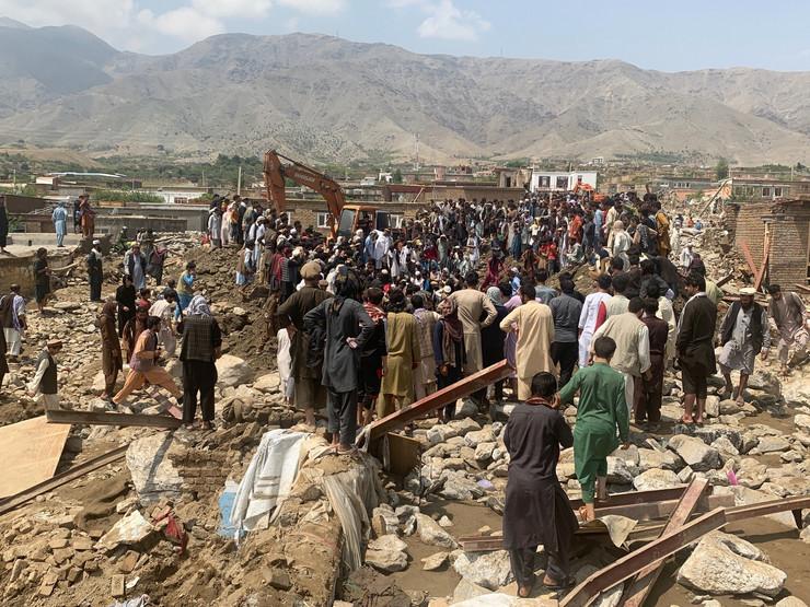 Avganistan, poplave