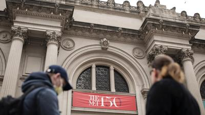 Met Museum Prepares for $100 Million Loss and Closure Till July