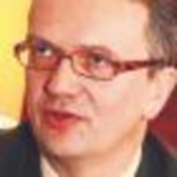 Zbigniew Czachór, profesor Uniwersytetu im. A. Mickiewicza w Poznaniu, współpracownik fundacji Lex Europa Fot. Wojciech Górski