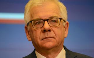 Czaputowicz: MSZ uzyskało potwierdzenie uprowadzenia 8 Polaków u wybrzeży Nigerii