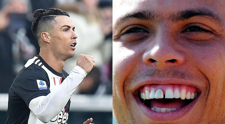 Kristijano Ronaldo i Ronaldo Nazario