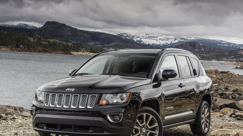 Jeep Compass po małym liftingu