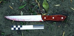Oszalała z zazdrości i wbiła mężowi nóż prosto w pierś