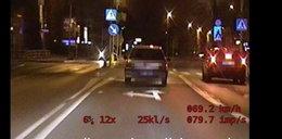 Pościg w Rzeszowie. Kierowca miał 3 promile!