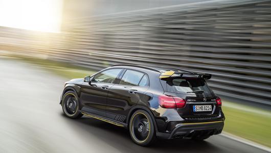 Mercedes-AMG GLA 45 po lifcie