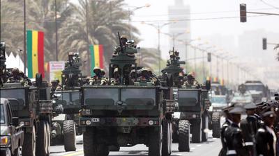 Le Sénégal a dépensé 142 milliards Fcfa en armement en 2020
