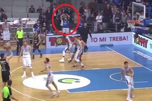 IGRAČ ZADRA ZNAO ŠTA SE SPREMA Marinković lansirao ŠUT ODLUKE u Hrvatskoj, a košarkaš domaćih se uhvatio ZA GLAVU /VIDEO/