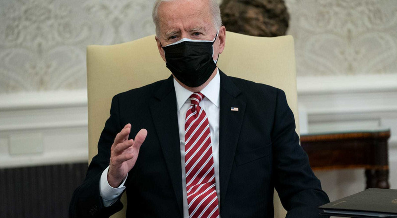Biden plans order to bolster US supply chains, spurred by last year's scramble for COVID-19 medical gear and a looming crisis in chips for electric cars