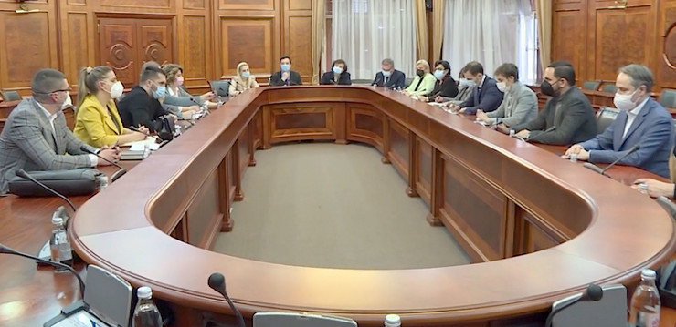 frilenseri  u vladi srbije