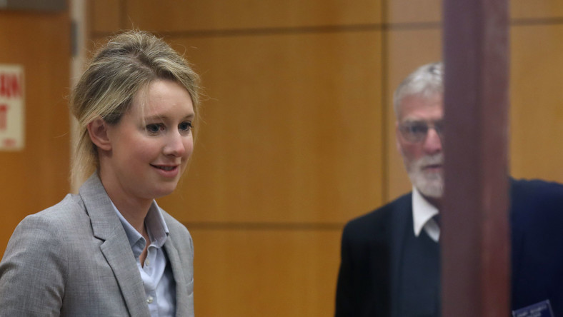 Elizabeth Holmes Is Back In Court Today-Here's Why