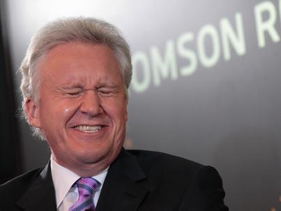 Jeff Immelt był CEO GE od 2001 roku