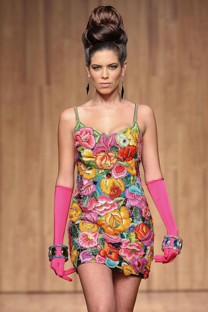 Mercedes-Benz Fashion Mexico Autumn/Winter 2009 - Armando Mafud - Runwa