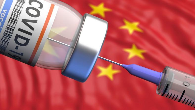 Szczepionka z Chin, chińska szczepionka