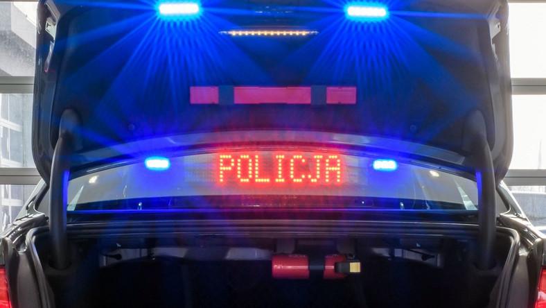 Policja kupi 82 BMW