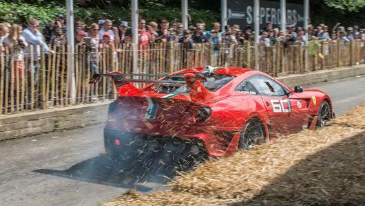 Ferrari motywem przewodnim na Goodwood Festival od Speed 2017