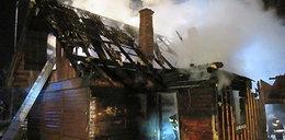Małżeństwo spłonęło w pożarze. Syn cudem ocalał