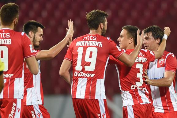 ZALET ZA HELSINKI! Zvezda lako sa Javorom, Jovičićev projektil ulepšao trijumf!