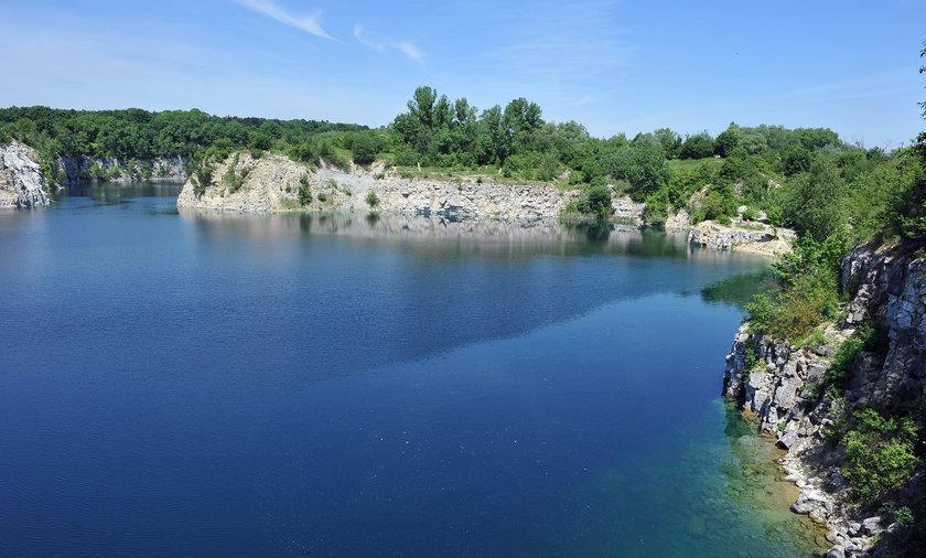 Tragedia w Krakowie. Instruktorka nurkowania znalazła zwłoki w Zakrzówku
