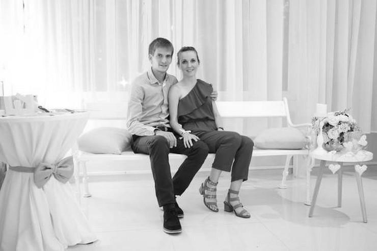Valentina Valjak i Nikola Nikolić