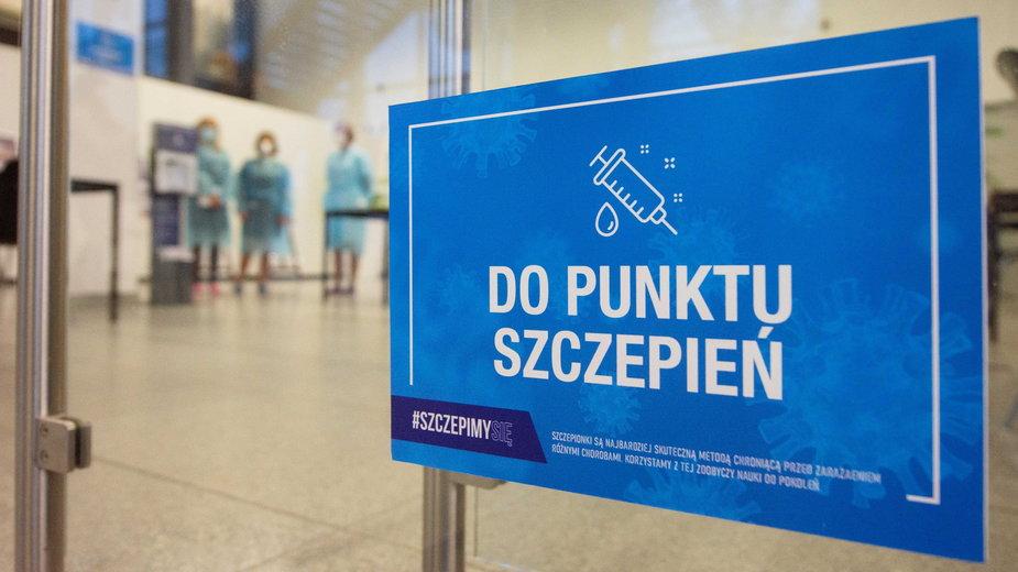 W Łódzkiem powstanie 51 powszechnych punktów szczepień
