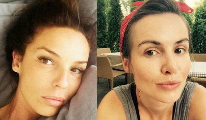 Polskie aktorki bez makijażu. Poznajesz je?