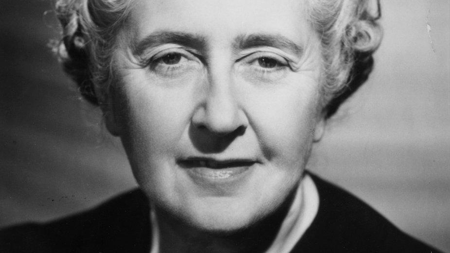 Agatha Christie w 1966 roku
