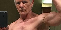 Ten dziadek ma ciało jak młody bóg. Internet oszalał na jego punkcie