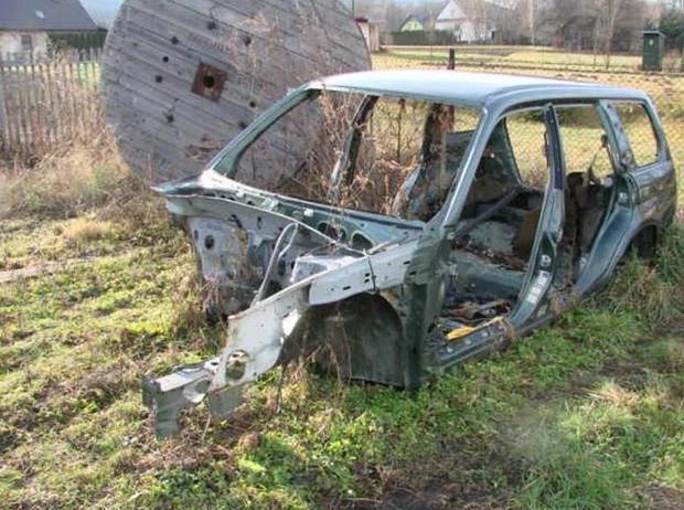 Subaru - licytacja komornicza