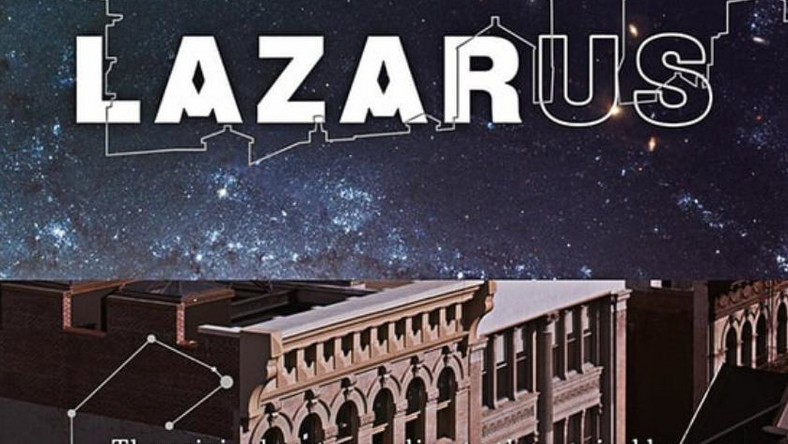 Lazarus – The original cast recording to the musical by David Bowie and Enda Walsh