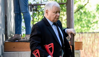 Kaczyński już po zabiegu. Wypuszczą go ze szpitala?