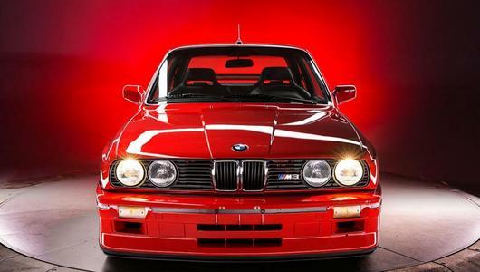 Ciekawostka z ogłoszenia: BMW M3 E30 Sport Evolution