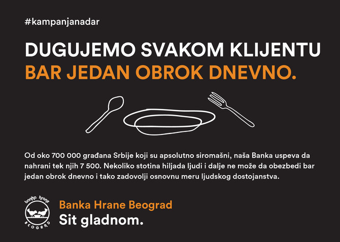Pridružite se borbi protiv siromaštva, glad i rasipanja hrane