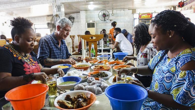 Image result for nigerians eating egusi