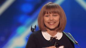 """Czy ona będzie nową Taylor Swift? Występ nieśmiałej 12-latki w """"Mam talent"""" zaskoczył wszystkich"""