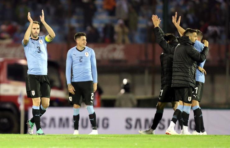 Fudbalska reprezentacija Urugvaja