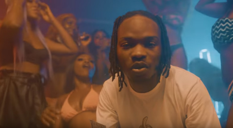 Naira Marley releases video for, 'Ishe Yen'
