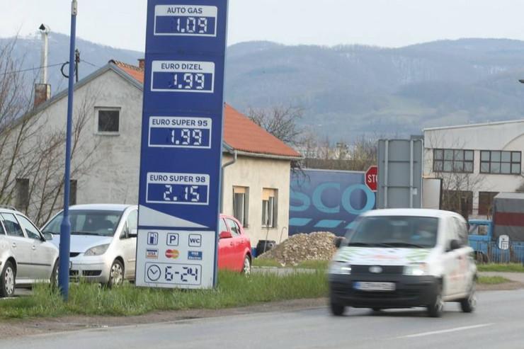 Gorivo cene Banjaluka 4