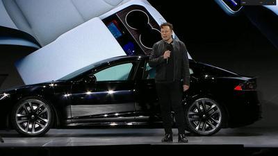 Tesla Model S Plaid oficjalnie. Musk ujawnił możliwości auta