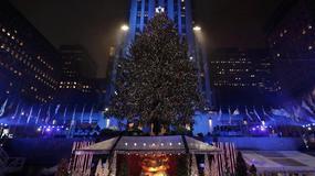 W Nowym Jorku sezon świąteczny w pełni