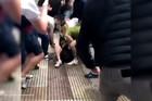 Prekrstićete se levom i desnom kad vidite šta su radili engleski navijači u Španiji (VIDEO)