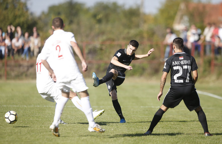 FK Partizan, FK Vodojaža