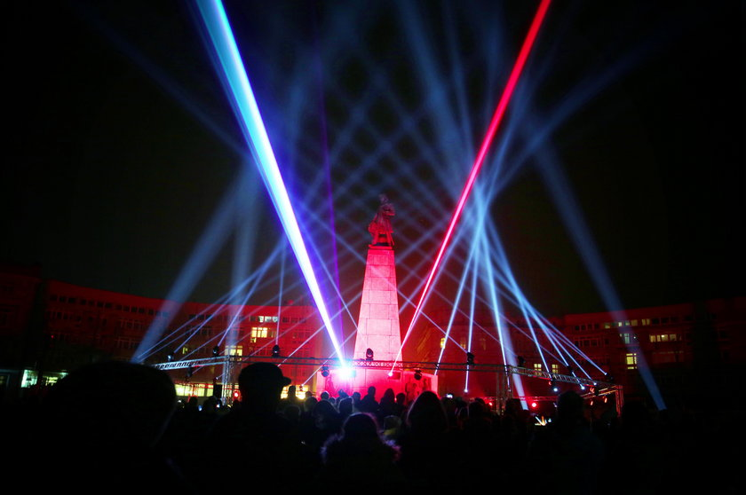 Tak świętowaliśmy 100 rocznicę odzyskania niepodległości w Łodzi