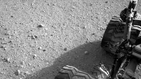 """""""Kobieta w czerni"""" na Marsie - tajemnicze zdjęcie wzbudziło sensację"""